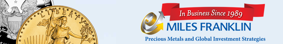 A Trusted Resource For Gold, Silver, Platinum, and Bullion News