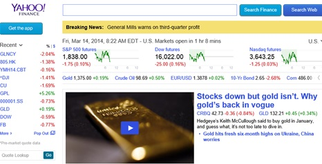 Yahoo-finance-screenshot